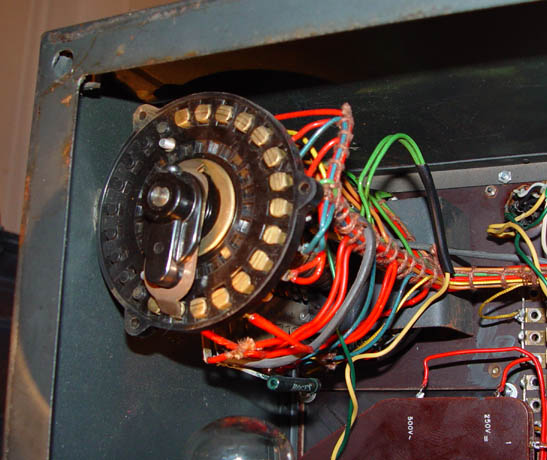 RPG 3/4 (Röhren Prüfgerät 3/4) Vacuum Tube Tester