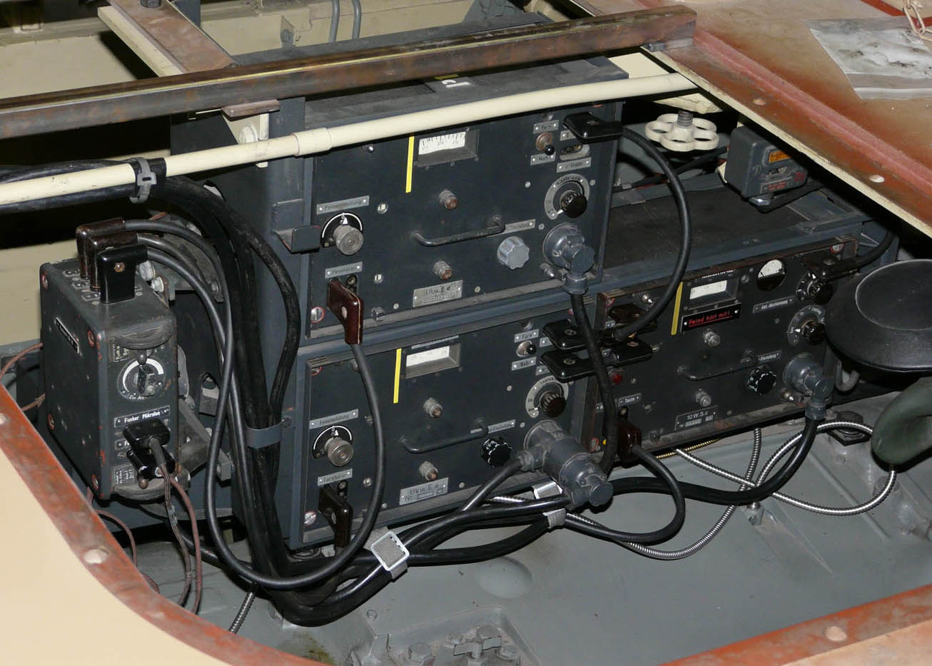 fu5 panzer radio station